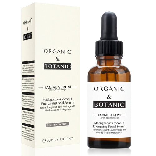 Limited Edition Madagascan Coconut Energising Facial Serum - Dr. Botanicals Skincare