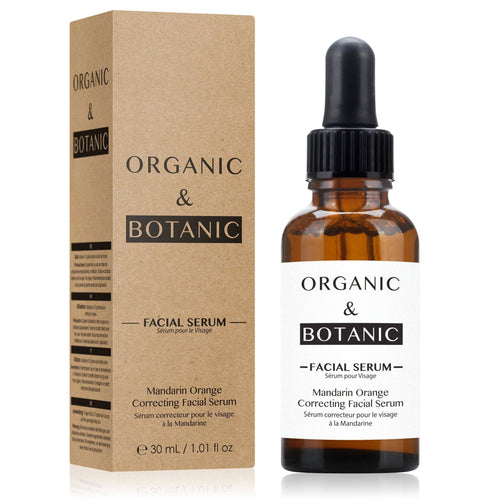 Mandarin Orange Correcting Facial Serum - Dr. Botanicals Skincare