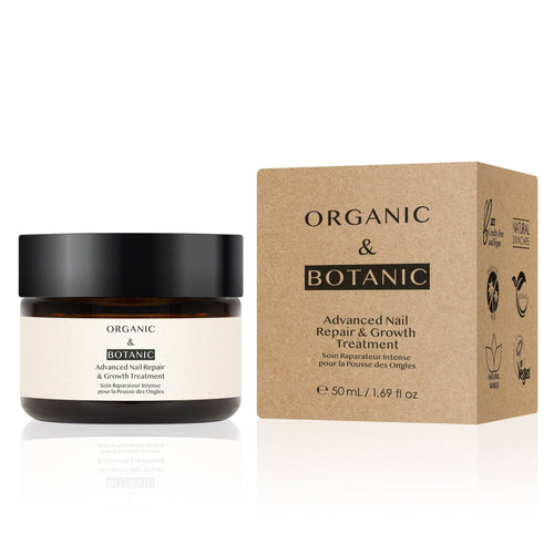 TOTAL NAIL TREATMENT 50ml - Dr. Botanicals Skincare