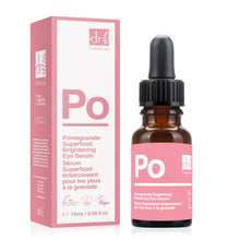 Load image into Gallery viewer, Pomegranate Superfood Brightening Eye Serum - Dr. Botanicals Skincare