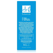 Load image into Gallery viewer, Cocoa & Coconut Superfood Reviving Hydrating Mask 30ml - Dr Botanicals USA