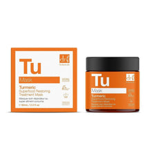 Load image into Gallery viewer, Turmeric Superfood Restoring Treatment Mask 60mls