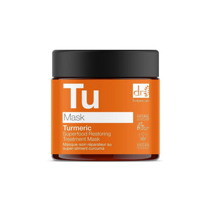 Turmeric Superfood Restoring Treatment Mask 60mls