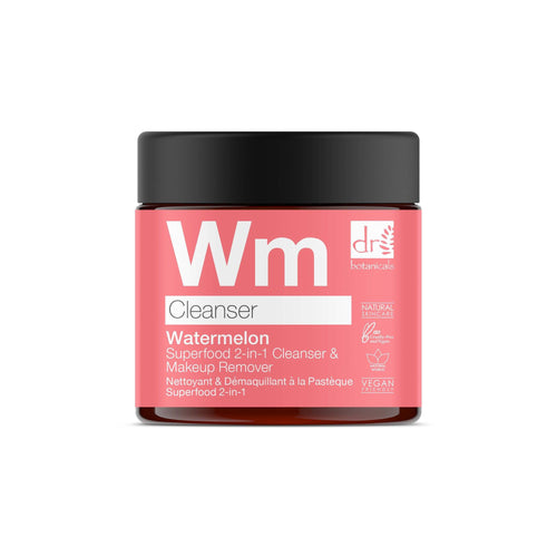 Watermelon Superfood 2-in-1 Cleanser & Makeup Remover 60ml