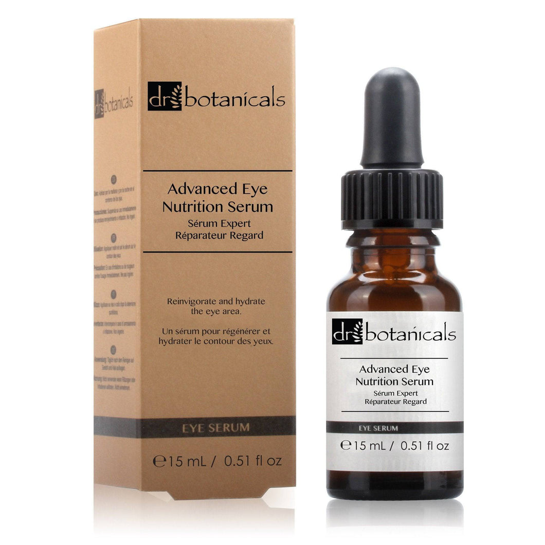 Advanced Eye Nutrition Serum - 15ml - Dr. Botanicals Skincare