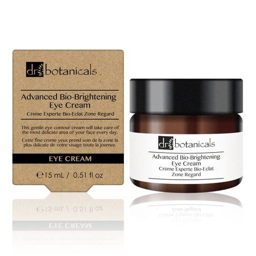 Advanced Bio-Brightening Eye Cream - Dr. Botanicals Skincare