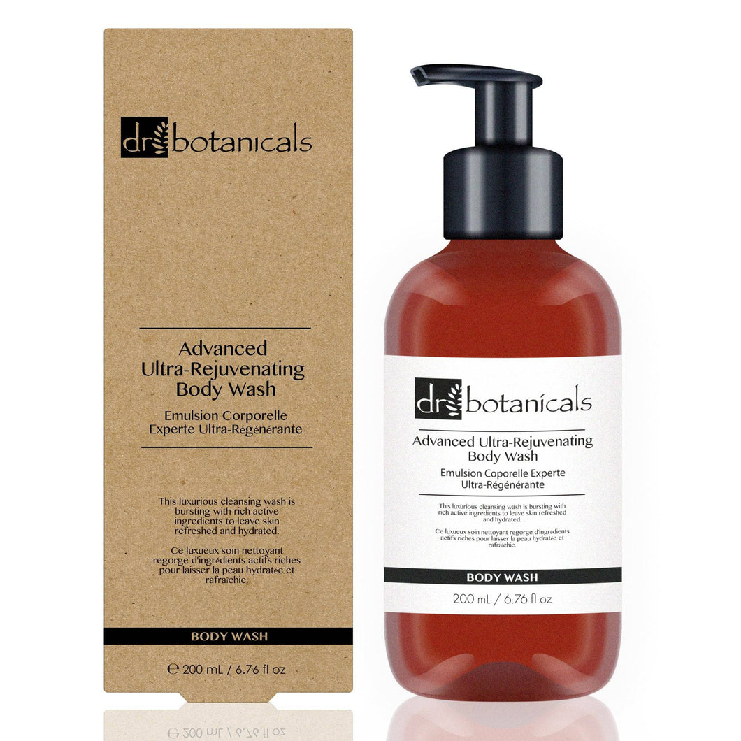 Ultra-Rejuvenating Body Wash - Dr. Botanicals Skincare