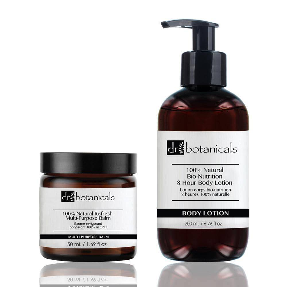Soothe & Smooth Gift Set - Dr. Botanicals Skincare