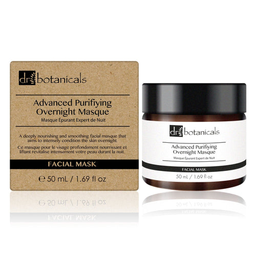 Advanced Purifying Overnight Mask - Dr. Botanicals Skincare