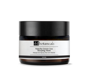 Matcha Green Tea Sleeping Mask - Dr. Botanicals Skincare