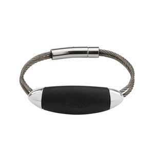 Cocoon Unisex Silver/Stainless Steel
