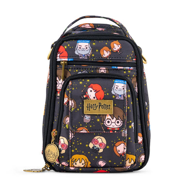 JuJuBe Mini BRB Backpack Diaper Bag in Cheering Charms Front View