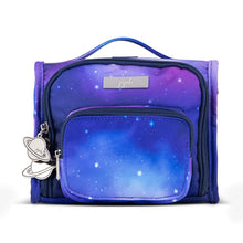 Load image into Gallery viewer, JuJuBe Mini BFF Diaper Bag in Galaxy Front View