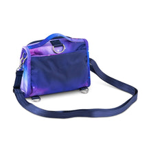 Load image into Gallery viewer, JuJuBe Mini BFF Diaper Bag in Galaxy Rear View