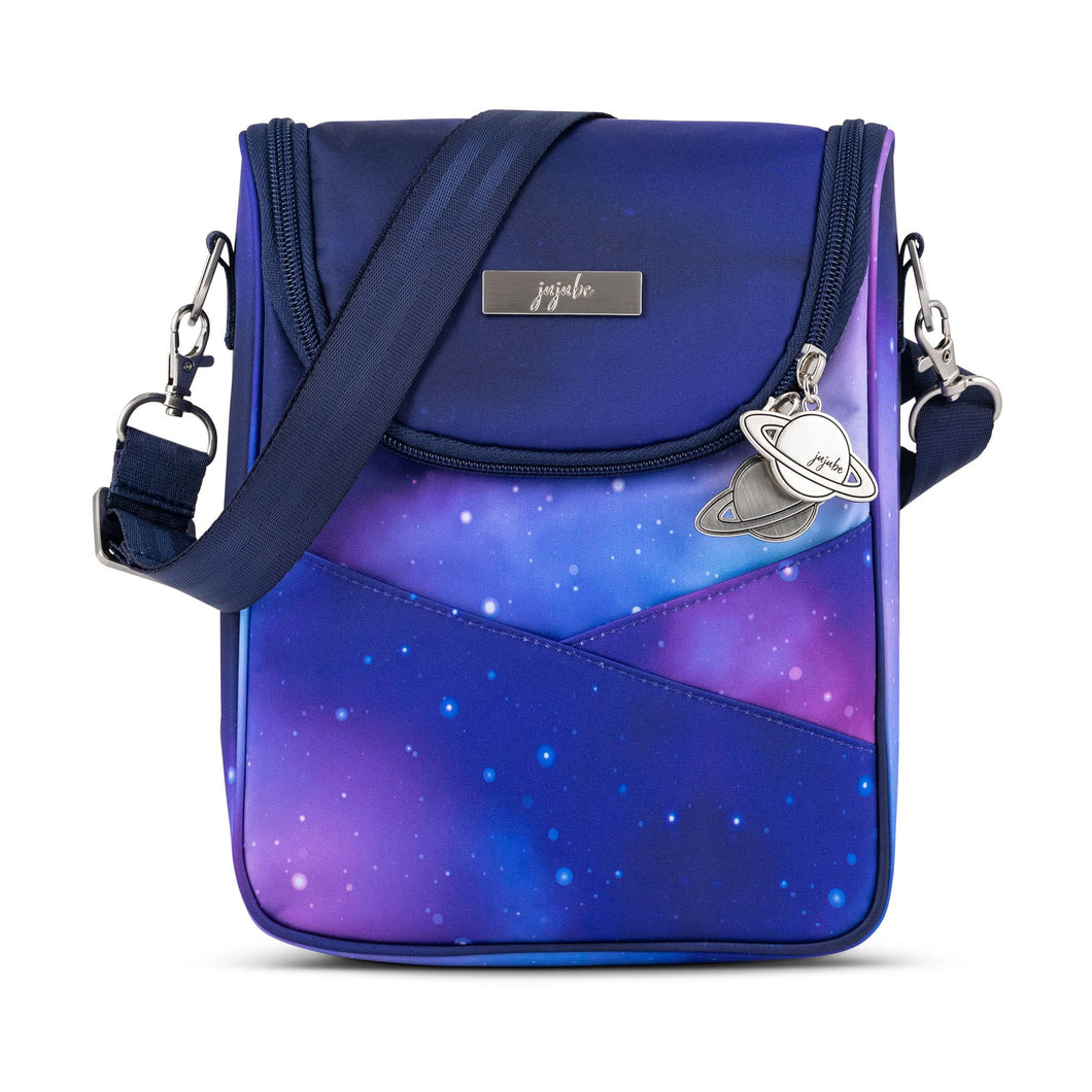 JuJuBe Be Cool Insulated Bag in Galaxy Front View