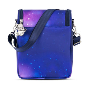 JuJuBe Be Cool Insulated Bag in Galaxy Rear View