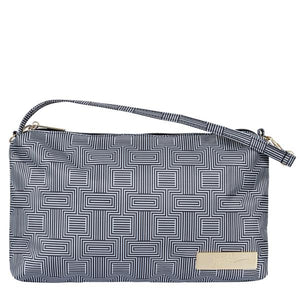 JuJuBe Be Quick Wristlet Wallet in Geo Front View