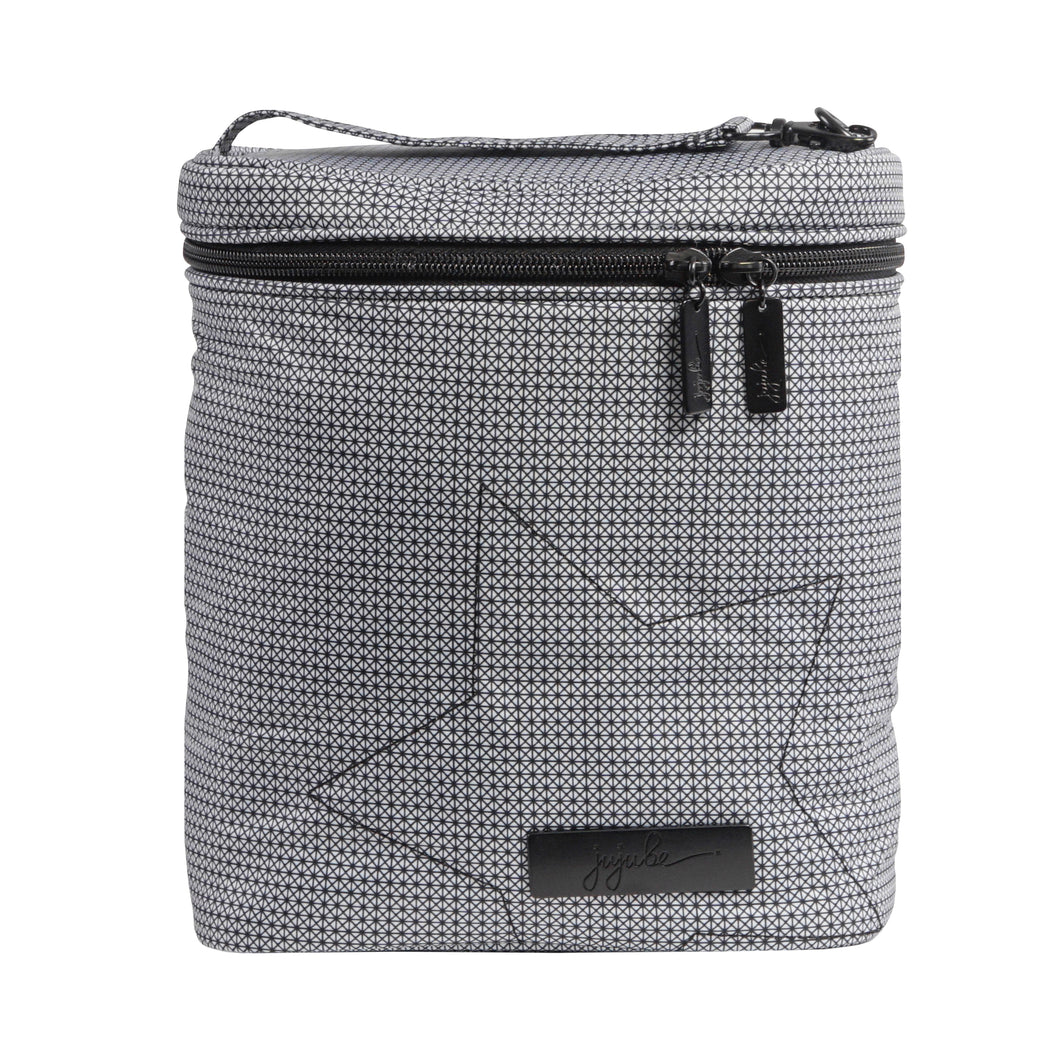 uJuBe Fuel Cell Insulated Bag in Black Matrix