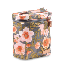 Load image into Gallery viewer, uJuBe Fuel Cell Insulated Bag in Whimsical Whisper Sideway View