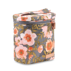 uJuBe Fuel Cell Insulated Bag in Whimsical Whisper Sideway View