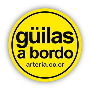 Calca GÜILAS A BORDO