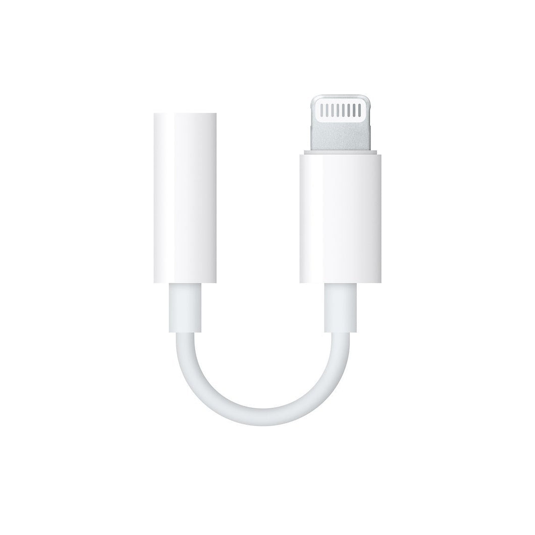 smartphone-king - Lightning To 3.5mm Headphones & Auxiliary Adapter - Other Cable