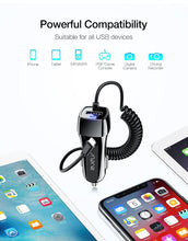 Load image into Gallery viewer, smartphone-king - RAXFLY Car Charger with Extra USB Port and Fast Charging - Car Accessory