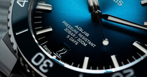Oris Aquis Date Calibre 400 Automatic (Blue Dial / 43.5mm)