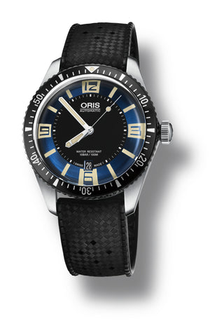 Oris Divers Sixty-Five Automatic (Blue Dial / 40mm)