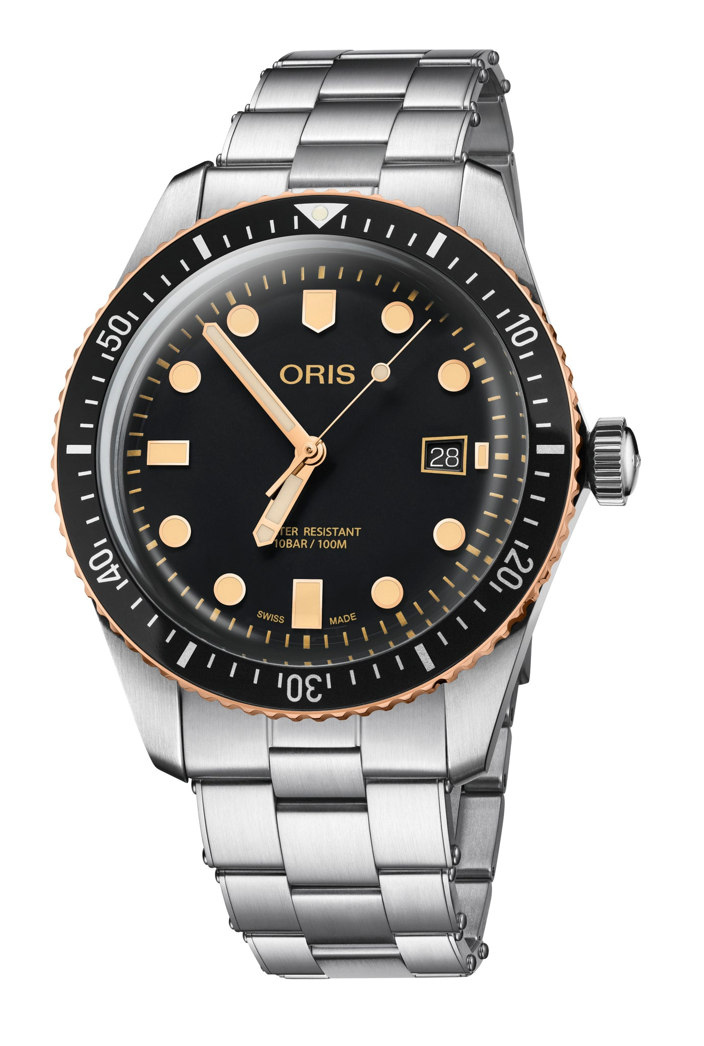 Oris Divers Sixty-Five BICO Automatic (Black Dial / 42mm)