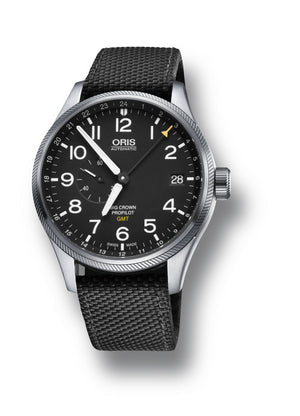 Oris Big Crown ProPilot GMT Small Second Automatic (Black Dial / 45mm)
