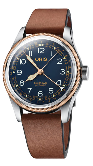Oris Big Crown Pointer Date BICO Automatic (Blue Dial / 40mm)