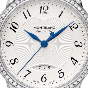 Montblanc Boheme Date Automatic (White Dial / 30mm)