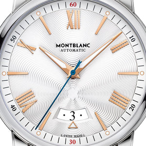 Montblanc Star 4810 Automatic (White Dial / 42mm)