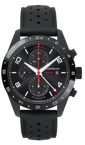 Montblanc Timewalker Automatic Chronograph UTC (Black Dial / 43mm)