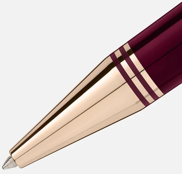 Montblanc John F. Kennedy Special Edition Burgundy Pen