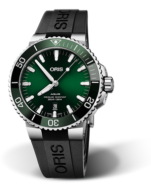 Oris Aquis Date Automatic (Green Dial / 43.5mm)