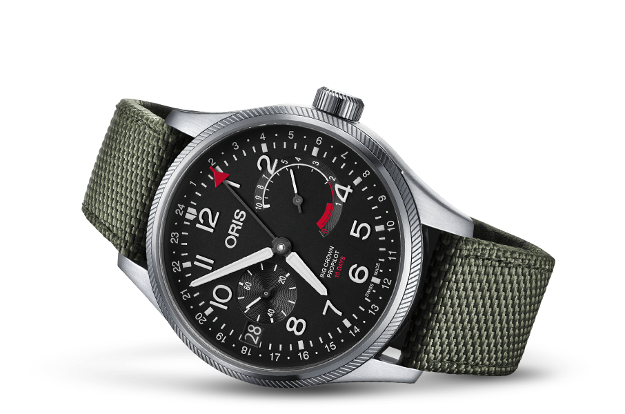 Oris Big Crown ProPilot Calibre 114 (Black Dial / 44mm)