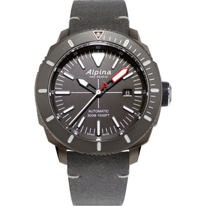 Alpina Seastrong Diver 300 Automatic (Grey Dial / 44mm)