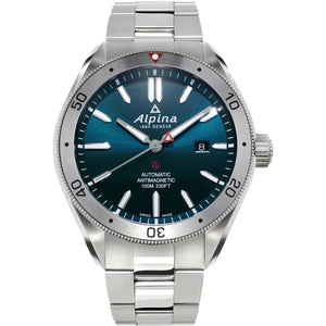 Alpina Alpiner 4 Automatic (Blue Dial / 44mm)