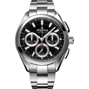 Alpina Alpiner 4 Manufacture Flyback Chronograph Automatic
