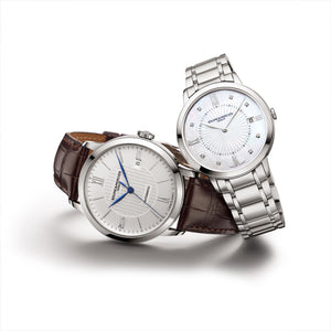 Baume Et Mercier Classima Lady Quartz (White MOP Diamond Dial / 36mm)