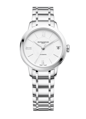 Baume Et Mercier Classima Lady Automatic (White Dial / 31mm)