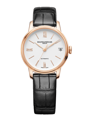 Baume Et Mercier Classima Lady Automatic 18K (White Dial / 31mm)