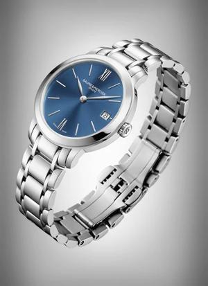 Baume Et Mercier Classima Lady Quartz (Blue Dial / 31mm)