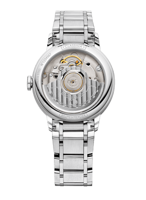 Baume Et Mercier Classima Lady Automatic (White MOP Diamond Dial / 34mm)