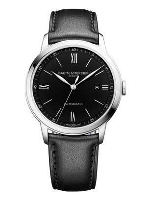 Baume Et Mercier Classima Automatic (Black Dial / 42mm)