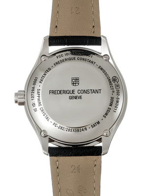 Frederique Constant Horological Smartwatch (Silver Dial / 42mm)