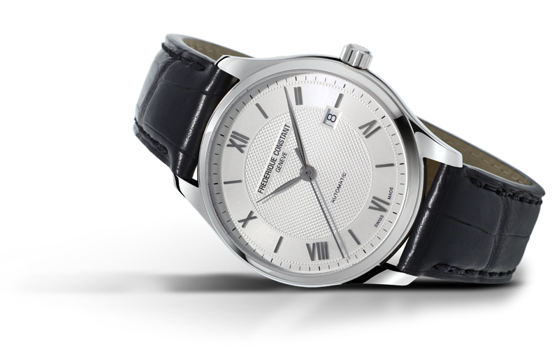 Frederique Constant Classics Index Automatic (Silver Dial / 40mm)