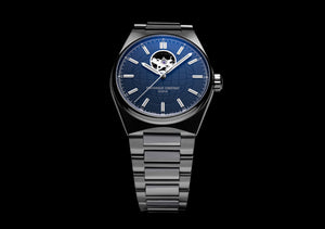 Frederique Constant Highlife Heart Beat Automatic (Blue Dial / 41mm)